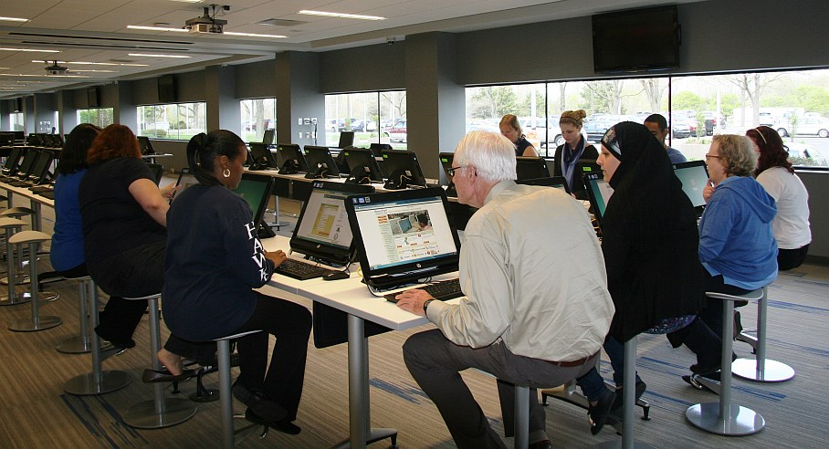 henry ford community college (hfcc) opens innovative new welcome center