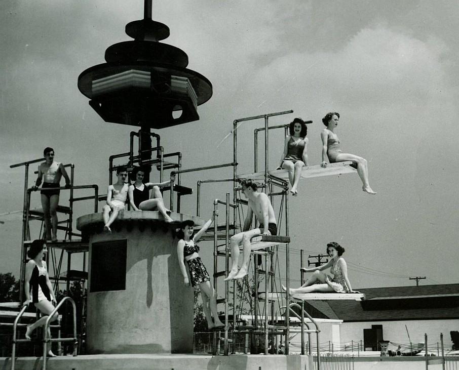 Dearborn's Levagood Park - Seashore Pool